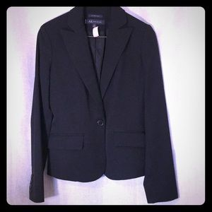 Brand New! Anne Klein Black Stretch Blazer Size 2